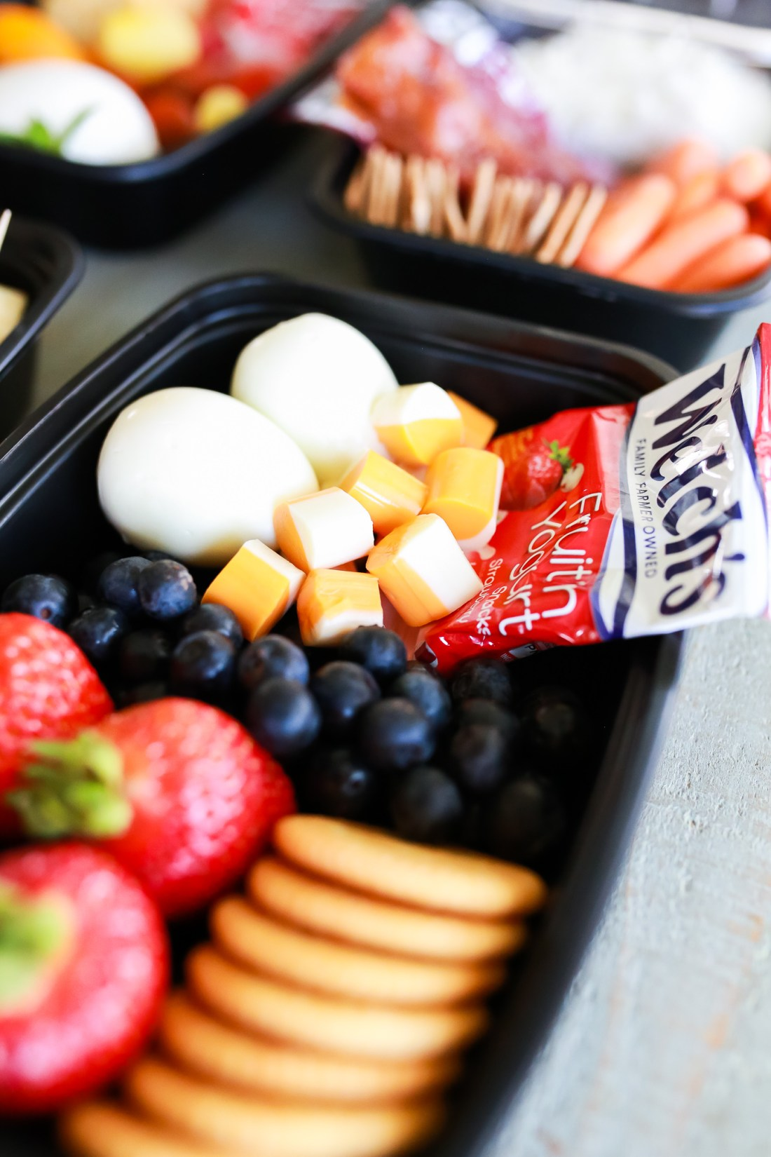 Back to school lunch ideas that don't include sandwiches