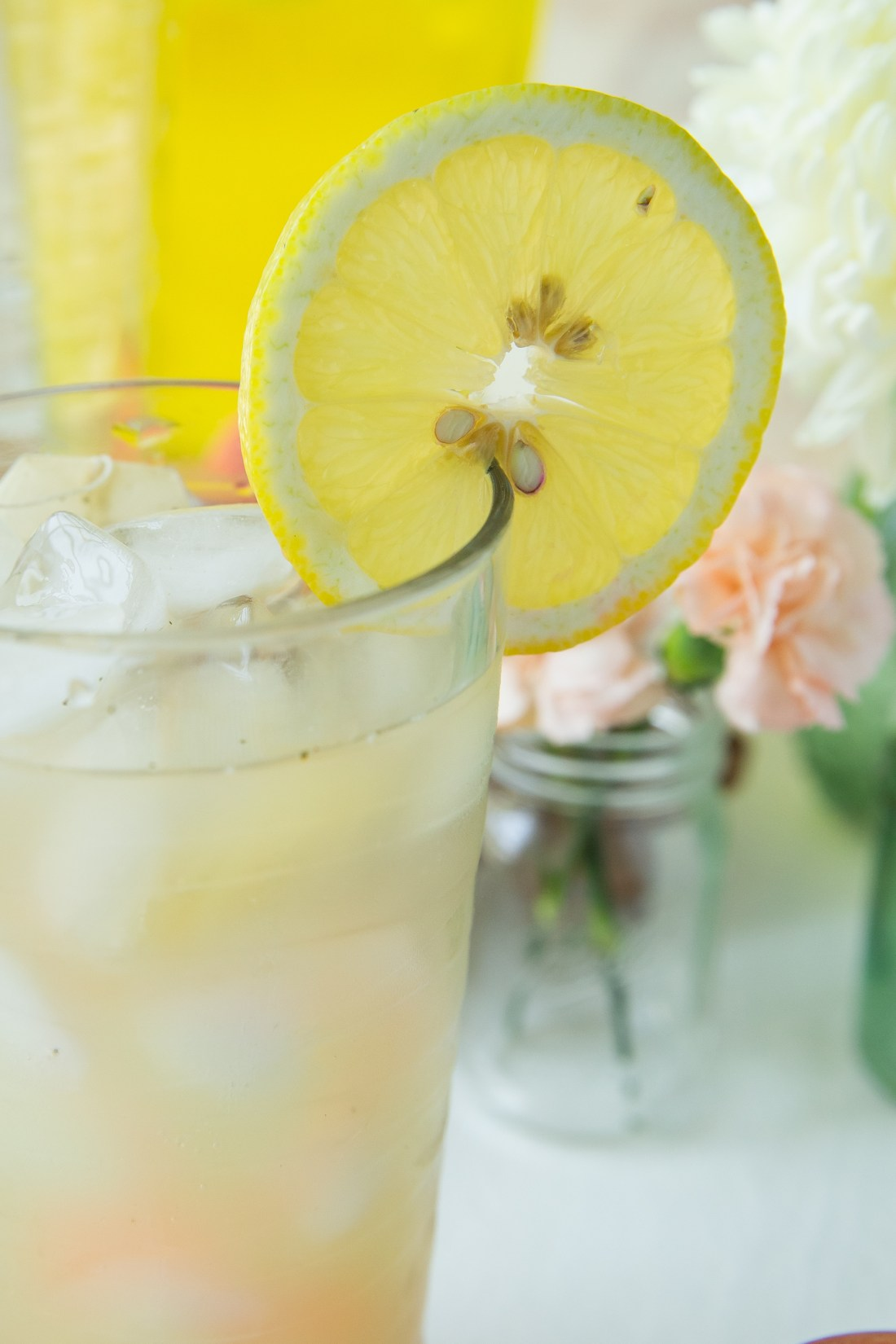 Mint Lemonade Recipe