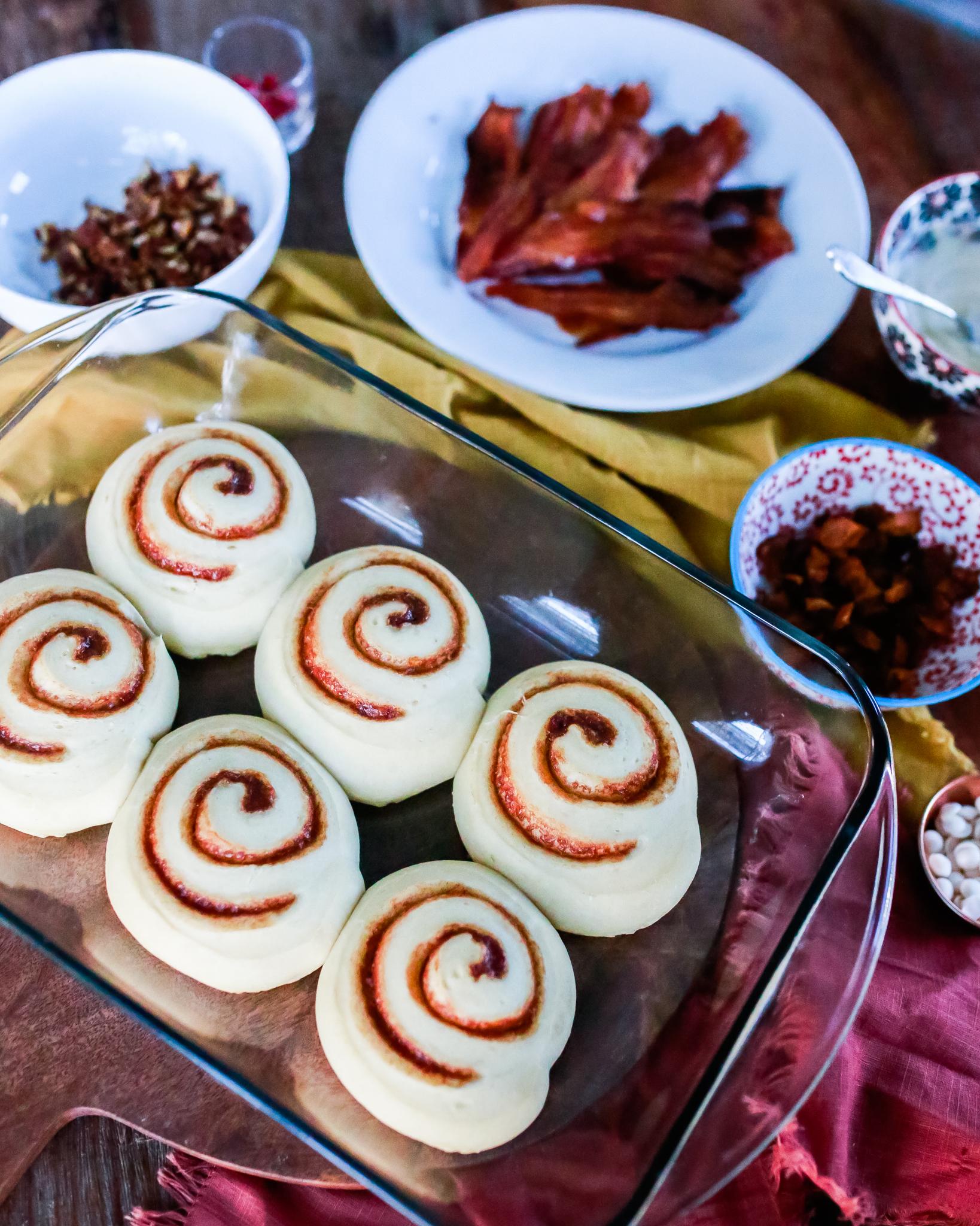 The perfect fall cinnamon roll recipe