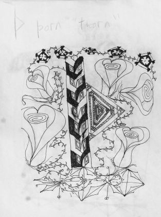 Old English Runes #3: Thorn