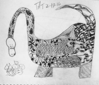 Tanglesaurus