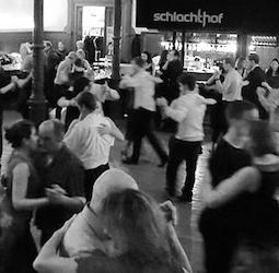 Tango in München - Milonga im Schlachthof