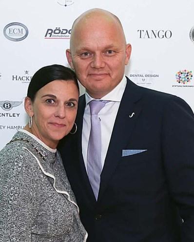 Silvia Ziemons-Obertop und Alex Obertop
