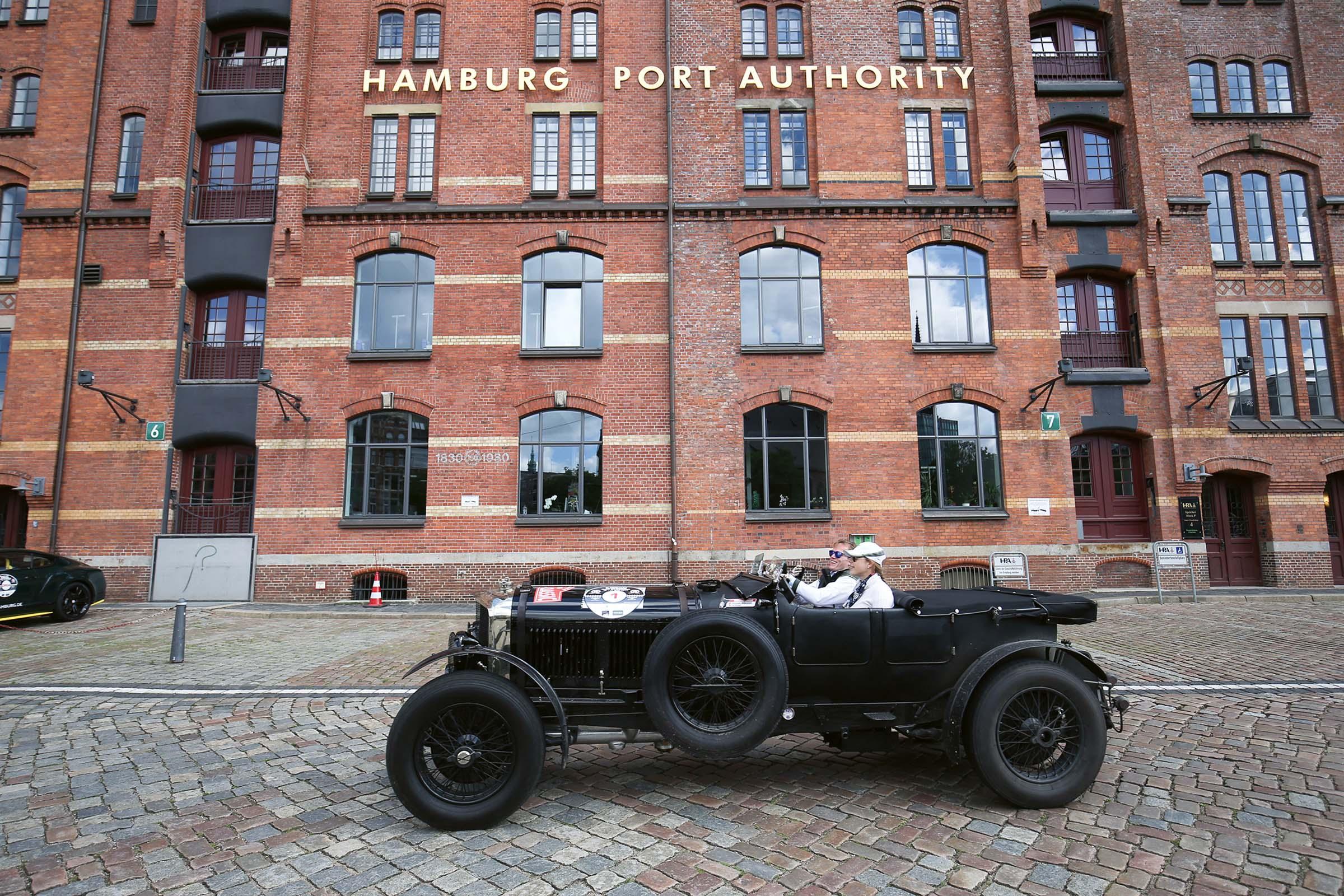 4. Bentley Hamburg »Car Classics Rallye« - TANGO   Das Magazin