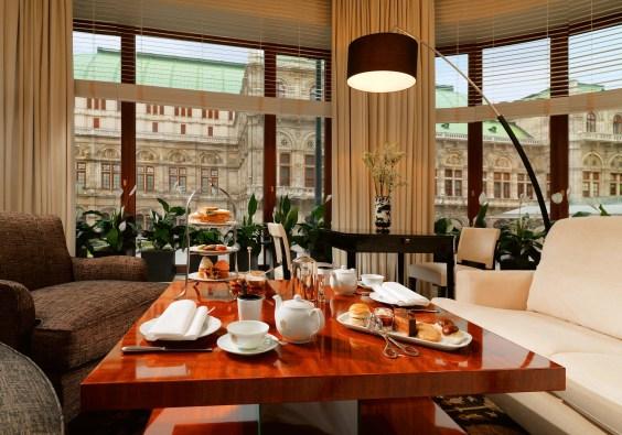 Private Tea- Opera View