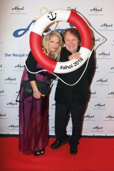 Ahoi 2018_Dr. Peter Urban und seine Frau Laura