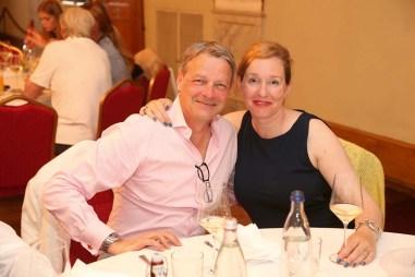 Christian Faber und Sandra Meusburger