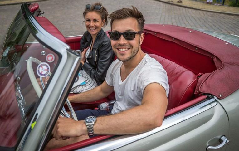 Victoria Zindler und Nils Cordes