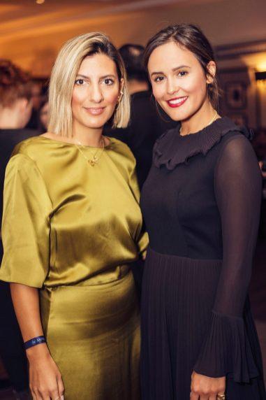 Aylin König und Laura Noltemeyer