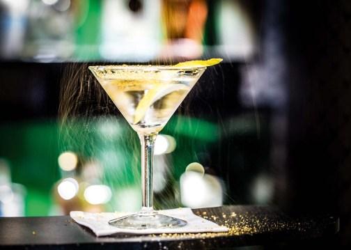 Drinks DaCaio, Hotel The George.