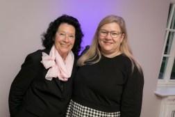 Marianne Ehnert und Nicole