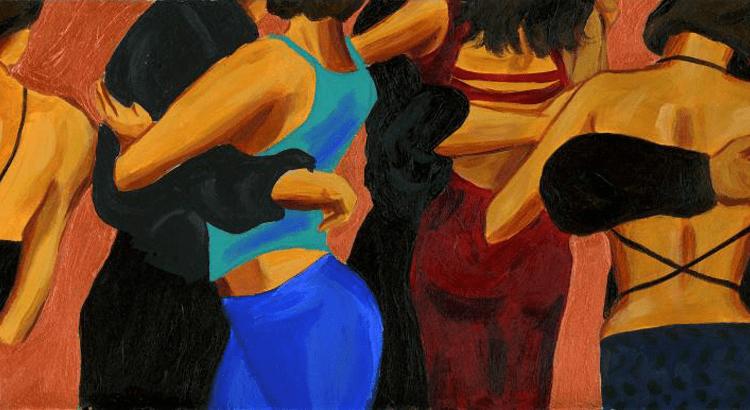 Как танцуют танго? *