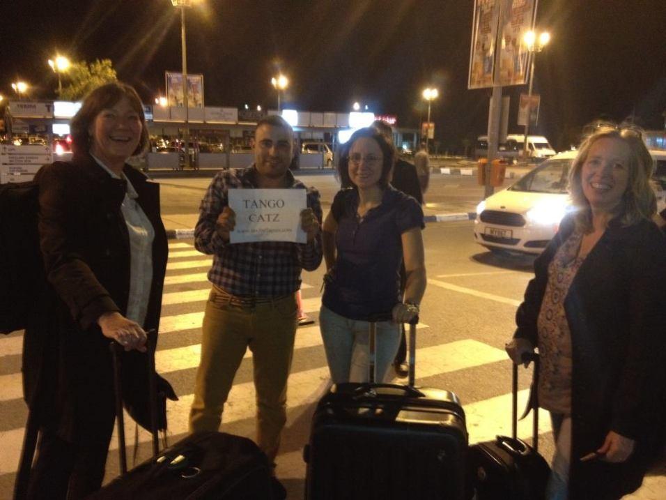 Så er vi vel ankommet på Cypern