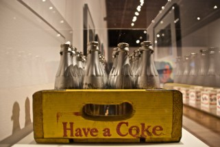 "Andy Warhol's ""Coke"""