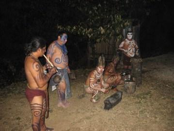 Coba musicians