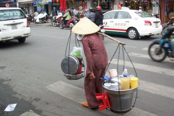 Asia Street Scene