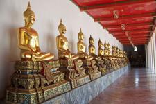 Buddhas in Bangkok