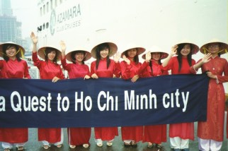 Ho Chi Minh City Welcome