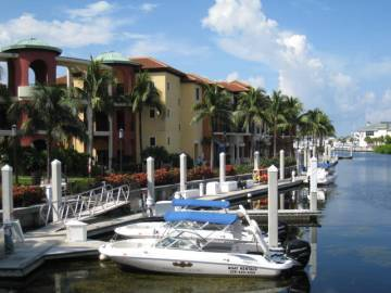 Naples Bay Resort Marina