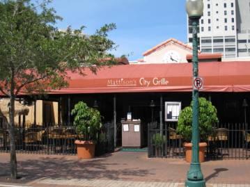 Mattison's City Grille: Award-winning restaurant