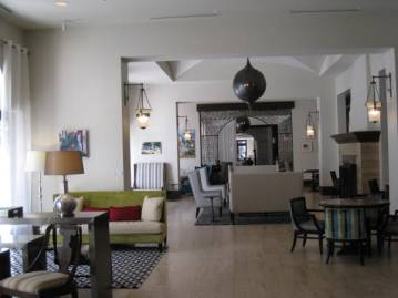 Alfond Inn Public Spaces