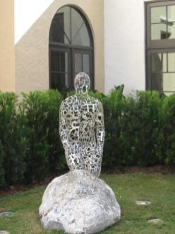 Alfond Inn Sculpture