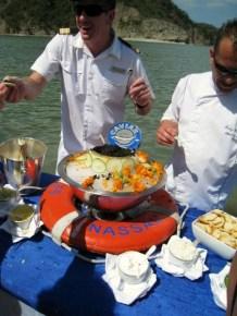 Caviar Splash Party
