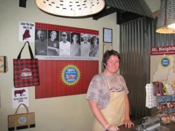 Cabot Cheese Farmers Annex