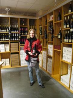 Wine Shopping