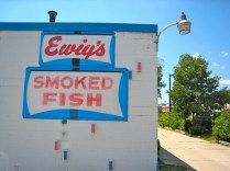 ewigs, port washington, wisconsin, smoked fish, chubs,