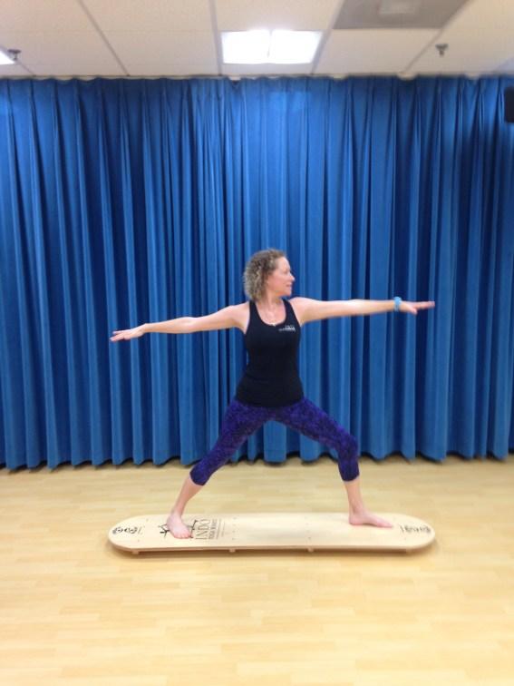 OnIndo Yoga Board