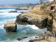 La Jolla Cliffs and Caves