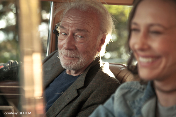 SFFILM, san francisco international film festival, Christopher Plummer, Peter Fonda,