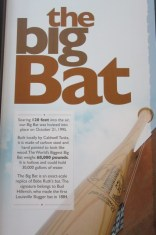 Big Bat Slugger Museum