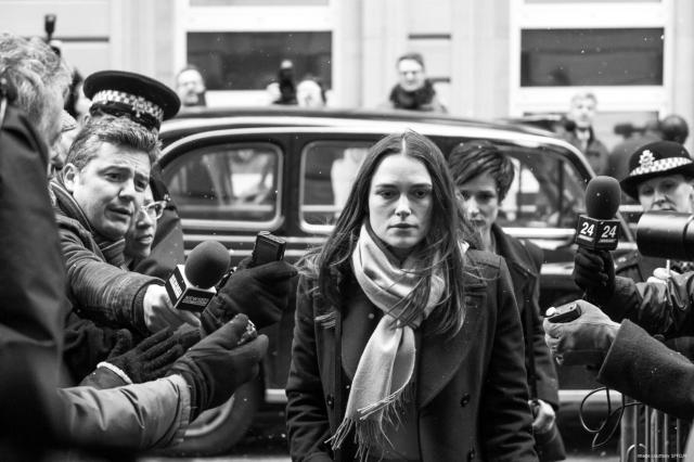 Official Secrets, Katharine Gun, played by Keira Knightley, a whistle blower, San Francisco International Film Festival, SFFILM