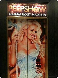 Holly Madison in Peep Show