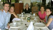 My family in 2007