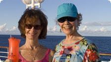 Shirley and I