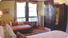 A room at the 11th Avenue Inn.