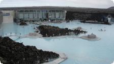 The magical Blue Lagoon