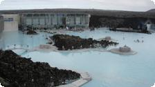 The magical Blue Lagoon