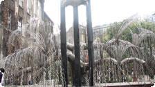 Menora Memorial, Jewish Quarter