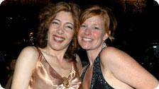 Lynn Friedman & Deanne Moenster
