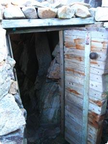 Bothy Doorway