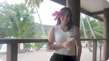 Enjoying the tropics