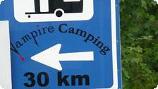 Vampire Camping....scary!