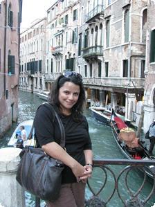 Lorraine in Venice