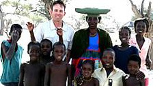 Himba kids