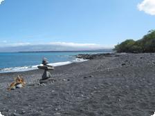 Kiholo Beach