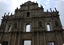 Ruins of St. Pauls